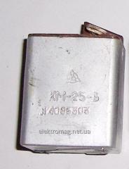 Контактор КМ-25В