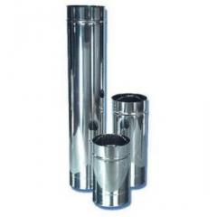 Pipe from stainless steel f250*1m 0.5mm