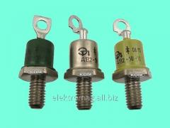 Диод штыревой ДЧ132-25Х-10, код товара 39597