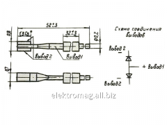 AD516 diodes, product code 39246