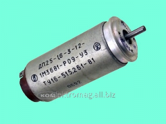 DP25 electric motor, product code 38673