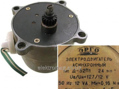 D-32P1 electric motor (analog of RD-09), product