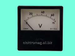 Voltmeter 0-M1001 30 in, product code 39437