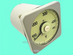 Voltmeter M145, product code 36925