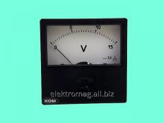 EV2235 voltmeter, product code 39900