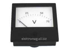 Voltmeter M4203, product code 38190