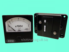 Voltmeter -0 -75 M903 in product code 34729