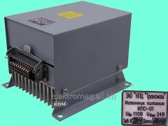 Блок питания ИПС-01-110/24В, код товара 34660