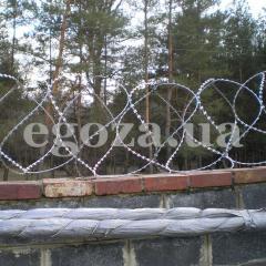Егоза Стандарт 400/3,  спиральный барьер...