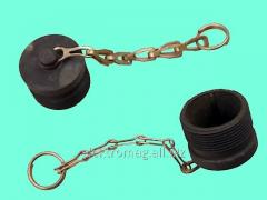 Соединитель 2РМ18 заглушка кабельная, код товара 38602