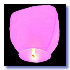 Небесный фонарик на юбилей продажа Днепропетровск