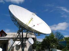 Reflectors of Antennas of Satellite Communication