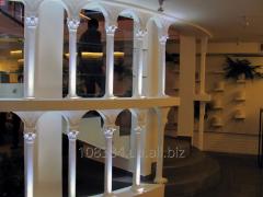Пизанская башня Лепнина колоны