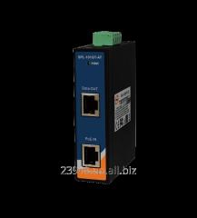 The splitter is industrial 1-port SPL-101GT-AT