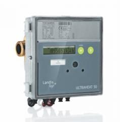 Ultrasonic heat meter of Ultraheat UH50