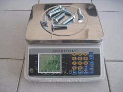 Scales calculating F998-15SCh