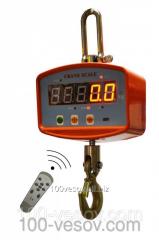 Crane scales of OCS-0.3t-XZA