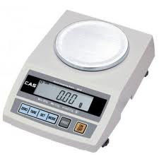 Scales laboratory electronic CAS MW II-300
