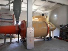 Drying of ABM 0.65