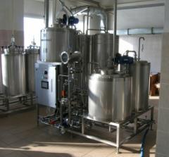 Комплексные решения, инжиниринговое оборудование для пивоваренного производства