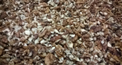 Dark nut for confectionery