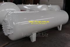 Tank, tank, pressurized vessel