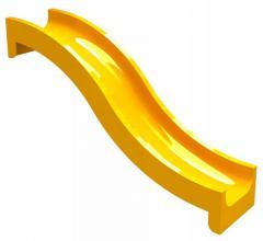 """Slope fiberglass """"Ukrkompozit"""" of SP-01 of h-1.2m """"Wave"""
