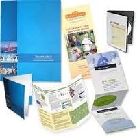 Printing products brochure, Printing of brochures,