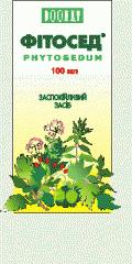 Растительный препарат седативного и