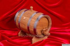 3 liters oak barrels for cognac