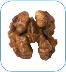 La nuez - клacc 1: los Núcleos de las nueces por el color no temnee del matiz castaño claro.