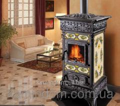 Castelmonte Carlotta furnace fireplace