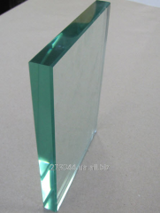 The supertransparent (clarified) glass