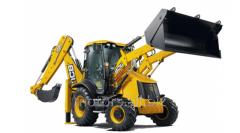 JCB 3 CX excavator ren
