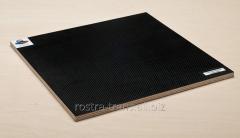Plywood for moorings of Lam Selikonizovana