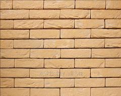 Tile of manual molding of 07 Geel Zilverzand