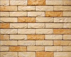 Tile of manual molding of 31 Kuststeen