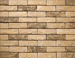 Tile of manual molding of 64 Corum