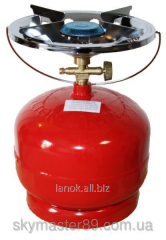 Gas set of 2,5 kW of Golden Lion RUDYY Rk-2VIP 5
