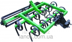 Cultivator of continuous processing