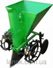 Kartofelesazhalka for motor-blocks the bunker of