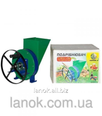 Grinder of vegetables and fruit manual stainless