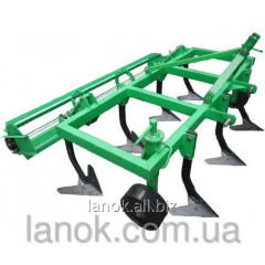 Cultivator for a minitractor of continuous