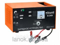 Accumulator rectifier Sturm 12-24B, 60-300ach