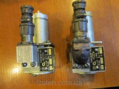 The P 10 hydrodistributor (zolotnik) with...