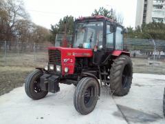 Трактора МТЗ