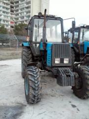Tractors MTZ 1025