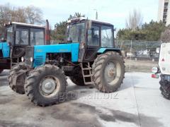 MTZ 1221 tractor