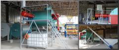 The mixer for PBS — 1.75 foam concrete