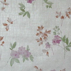 Paper 15-755, with lilac flowers